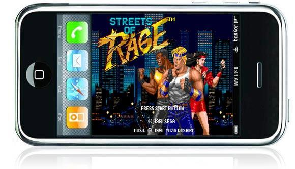 Sega brings emulated Streets of Rage to the iPhone
