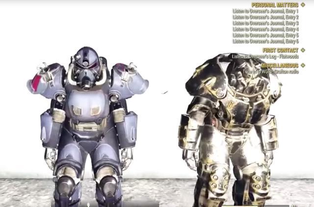 'Fallout 76' players found a secret developer room