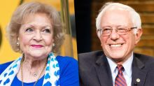 Bernie Sanders and The Betty White Factor