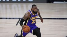Plaschke: Lakers' LeBron James goes into attack mode, becoming Playoff LeBron in Game 3 win