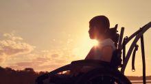 Niña con parálisis cerebral logró caminar a los 4 años y el video es conmovedor