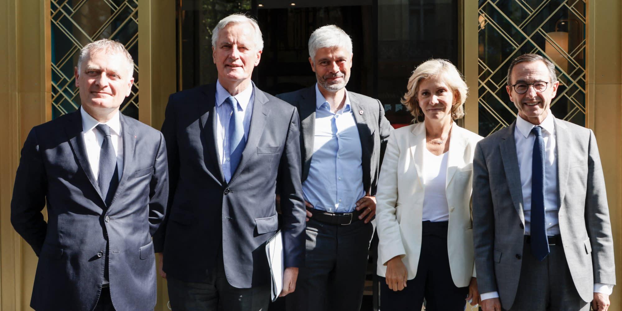 """À Lourmarin, Les Républicains """"osent la France""""… sans Xavier Bertrand"""