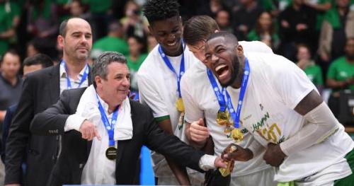 Basket - Fiba Europe Cup - Pascal Donnadieu (Nanterre): «Il faut prendre le temps de savourer»