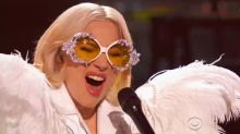 Lady Gaga, Miley Cyrus, John Legend, and other stars unite for Elton John salute
