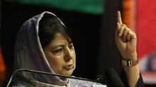 Pakistan's nuclear bombs not for Eid either: Mehbooba Mufti on PM's Diwali remark