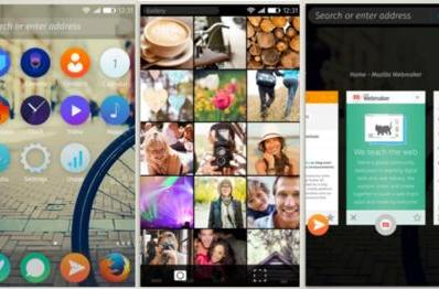 Firefox OS is starting to look very, very familiar