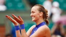 French Open: Petra Kvitova makes winning return to tennis after knife attack