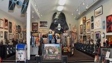 Star Wars-Sammlerstücke im Wert von 177.000 Euro aus Museum gestohlen