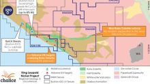 Chalice completes nickel sulphide acquisition and commences exploration in the west Kimberley region of WA