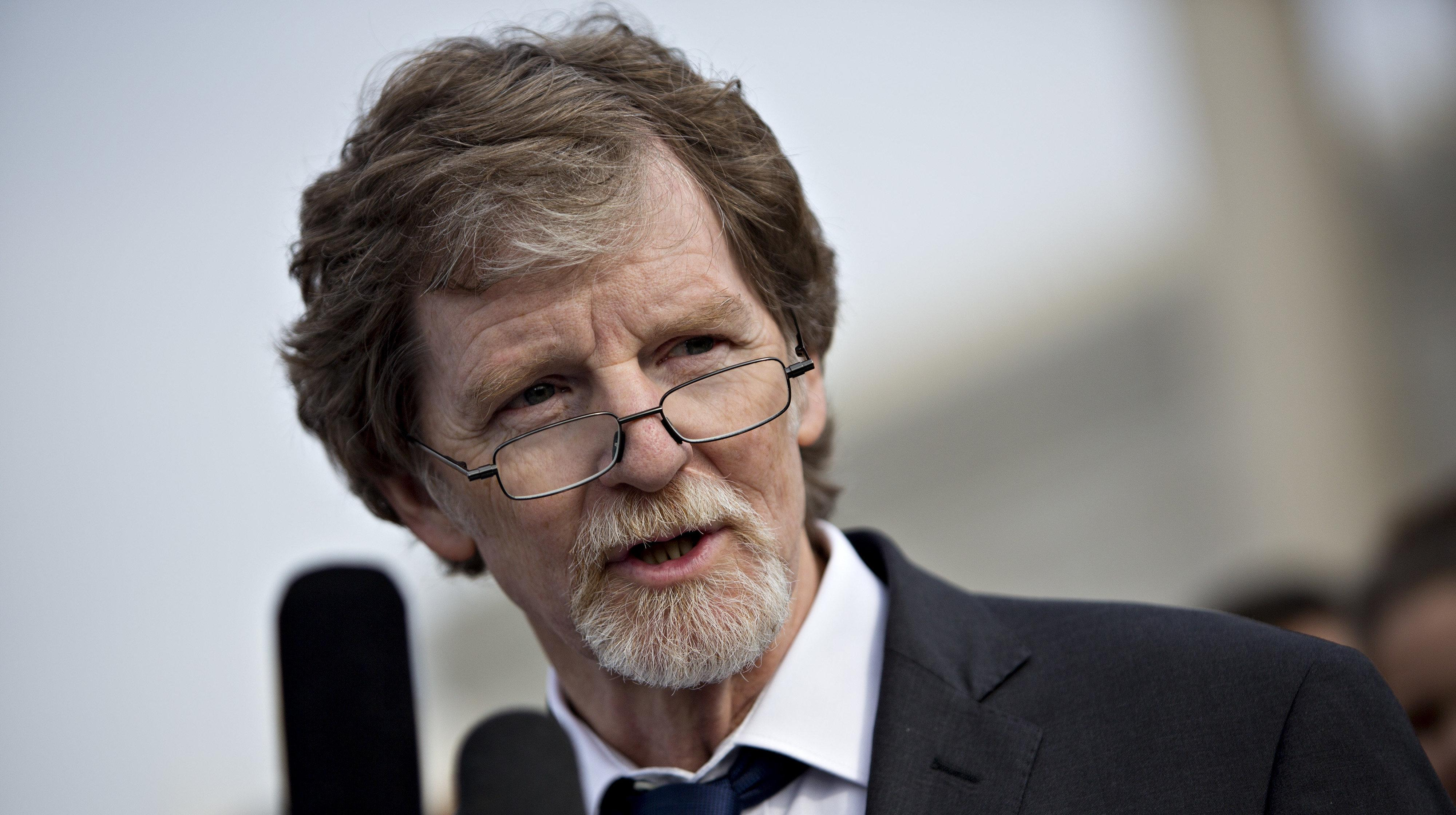 Masterpiece Cakeshop Owner Sues Colorado After Refusing To Bake Trans Woman's Cake