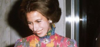 Seven stunning throwback pics of Princess Anne