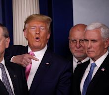 Trump reportedly put Pence in charge of coronavirus because the VP didn't 'have anything else to do'