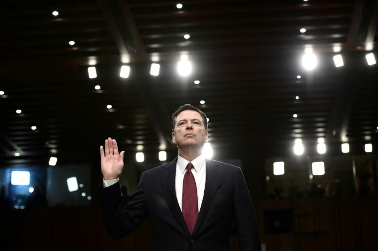 Inspector General report finds former Federal Bureau of Investigation director James Comey violated policies