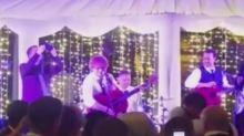 WATCH: Ed Sheeran Gives Impromptu Performance At Johnny McDaid's Sister's Wedding