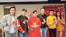 Cally Kwong celebrates Lunar New Year with the elderly