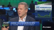 ANGI Homeservices CEO on 'home' run growth and surging st...