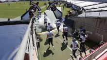 Titans, Vikings suspend in-person activities after Titans' 8 positive COVID-19 tests