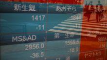 Asian stocks struggle to build on Wall Street gains, dollar rises
