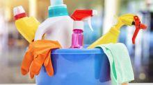 Utiliser des produits ménagers serait nocif pour les poumons