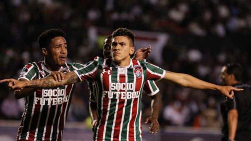 Pedro, o herói do Fluminense: 'Eu estava precisando e o grupo merece'