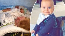 Woman's baby joy after 16 years of IVF and 18 miscarriages