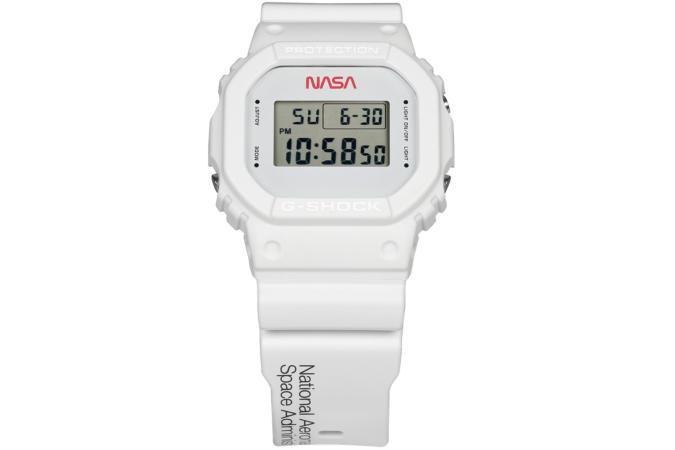 Casio G-Shock DW5600 NASA watch