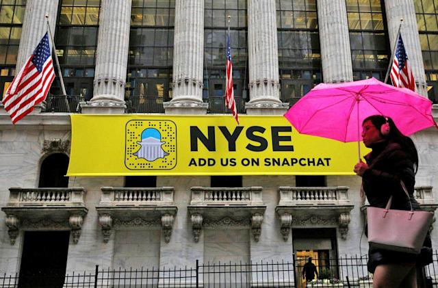 Snap has struggled to gain users since going public