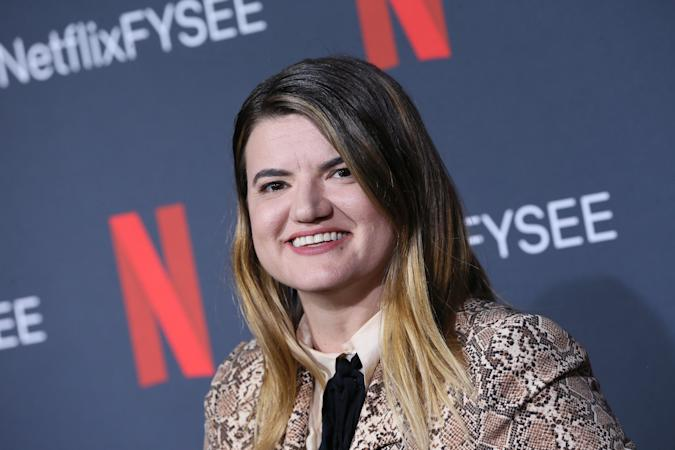"""LOS ANGELES, CALIFORNIA - JUNE 09: Leslye Headland attends Netflix's FYSEE event for """"Russian Doll"""" at Netflix FYSEE at Raleigh Studios on June 09, 2019 in Los Angeles, California. (Photo by David Livingston/WireImage)"""