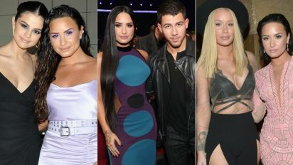 Demi Lovato Unfollows Selena Gomez, Nick Jonas, and Iggy Azalea on Instagram