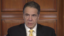 "Cuomo says New York is not ready for ""high point,"" as coronavirus death toll rises"