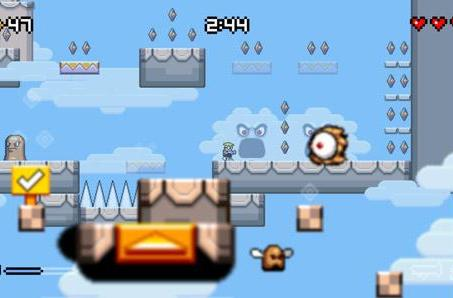 Mutant Mudds Deluxe hitting PSN December 17, sequel on hold