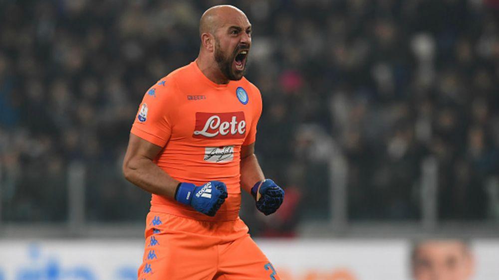 """Il Napoli ipoteca il terzo posto, a Reina non basta: """"Proviamo a prendere la Roma"""""""