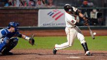 Donovan Solano's Giants breakout makes second base surprising strength