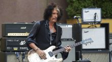 Aerosmith Guitarist Joe Perry Collapses Backstage, Then Hospitalized