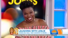 Leslie Jones Begs Denzel Washington to come to the BET Awards
