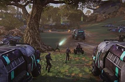 SOE's Smedley and Higby on PlanetSide 2's e-sports evolution