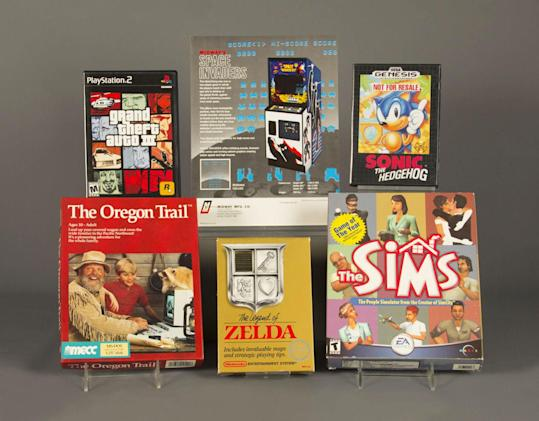 Sonic grabs top honors as World Video Game Hall of Fame inductee