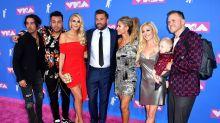 'The Hills' cast reunites at the 2018 MTV VMAs, but where is Lauren Conrad?