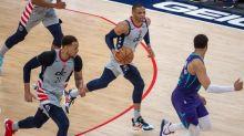 115-110. Beal y Westbrook dan a Wizards el octavo lugar del Este