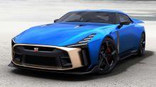 Así es el espectacular Nissan GT-R50 de producción
