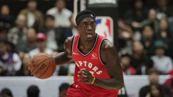 Pascal Siakam is about to be really, really rich