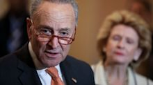 Chuck Schumer Says Trump Doesn't Have The Authority To Go To War With Iran
