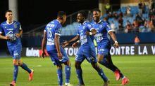 Foot - L2 - Ligue2: Troyes souffre pour battre LeHavre, réduit à 9