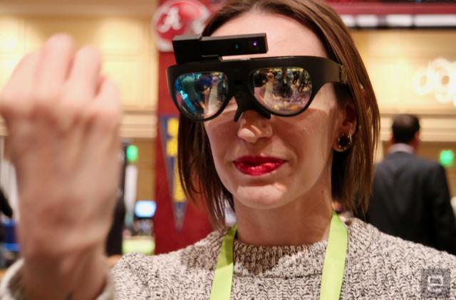 Rokid's AR glasses are janky as hell, but they have to start somewhere