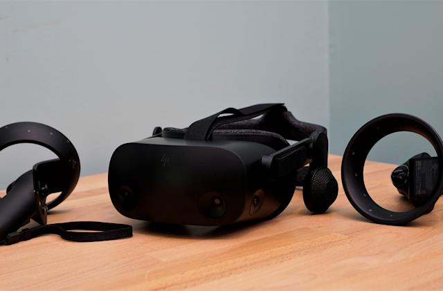 HP Reverb G2 review: A great VR headset with middling controllers