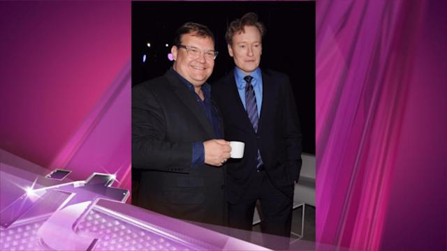 Entertainment News Pop: Andy Richter -- 'Two Drunks Totalled My Car'