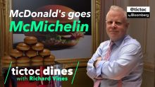 McDonald's Goes McMichelin