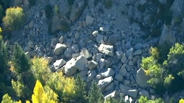 Girl, 13, Is Sole Survivor of Rock Slide That Killed Family