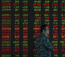 Chinese economic data fuels European stocks as they side-step US unrest