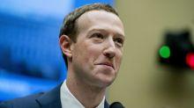 Sesión de Zuckerberg en el Parlamento Europeo será en vivo